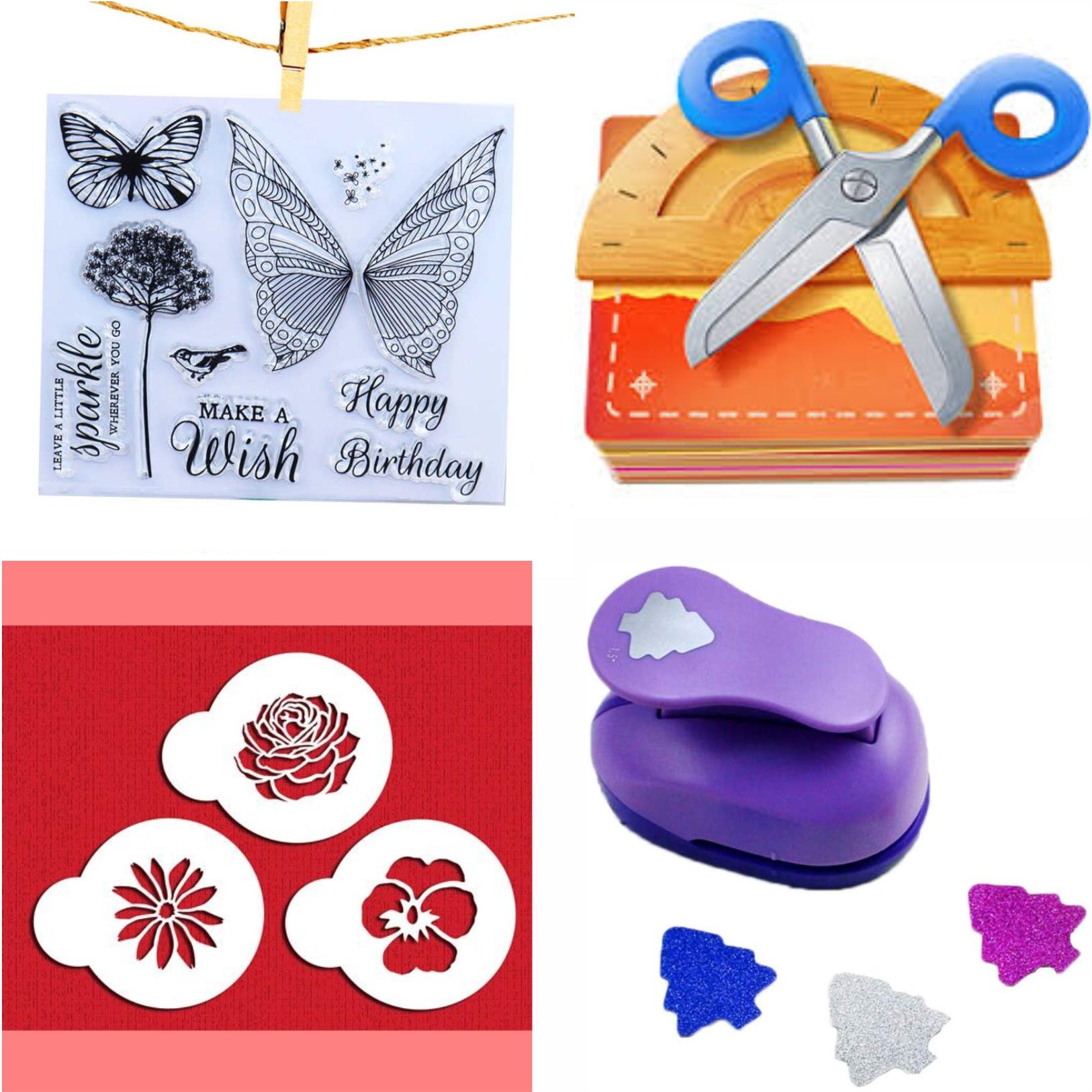 Instrumente decupaj și decorare