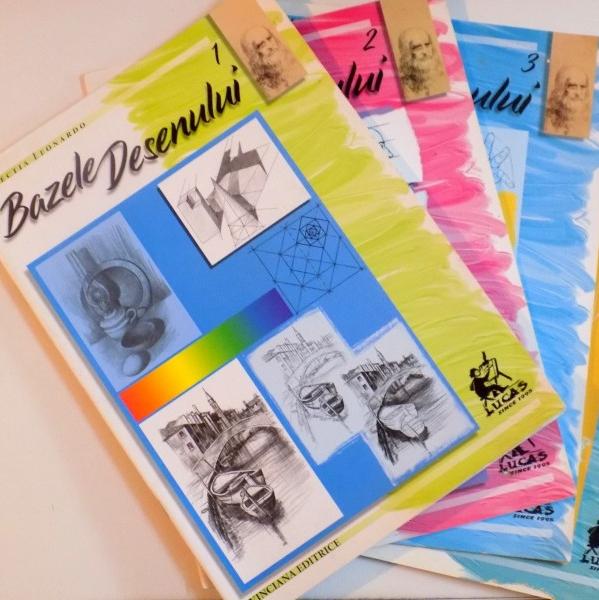 Cărți pentru pictură, desen