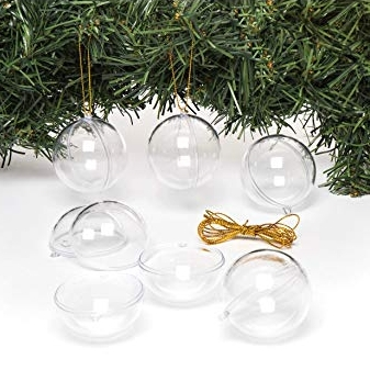 Figurine Crăciun din plastic