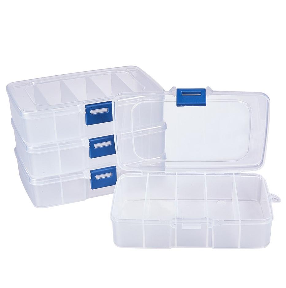 Cutii din plastic pentru organizare
