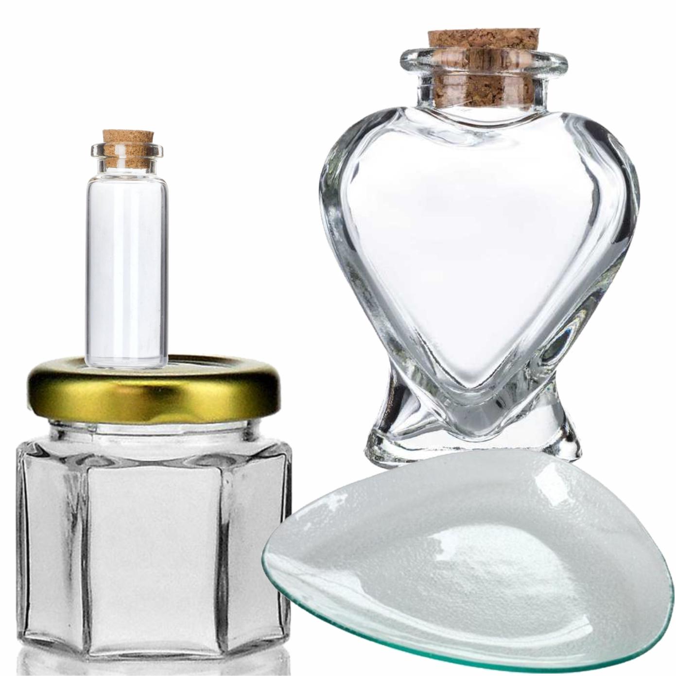 Figurine din sticlă