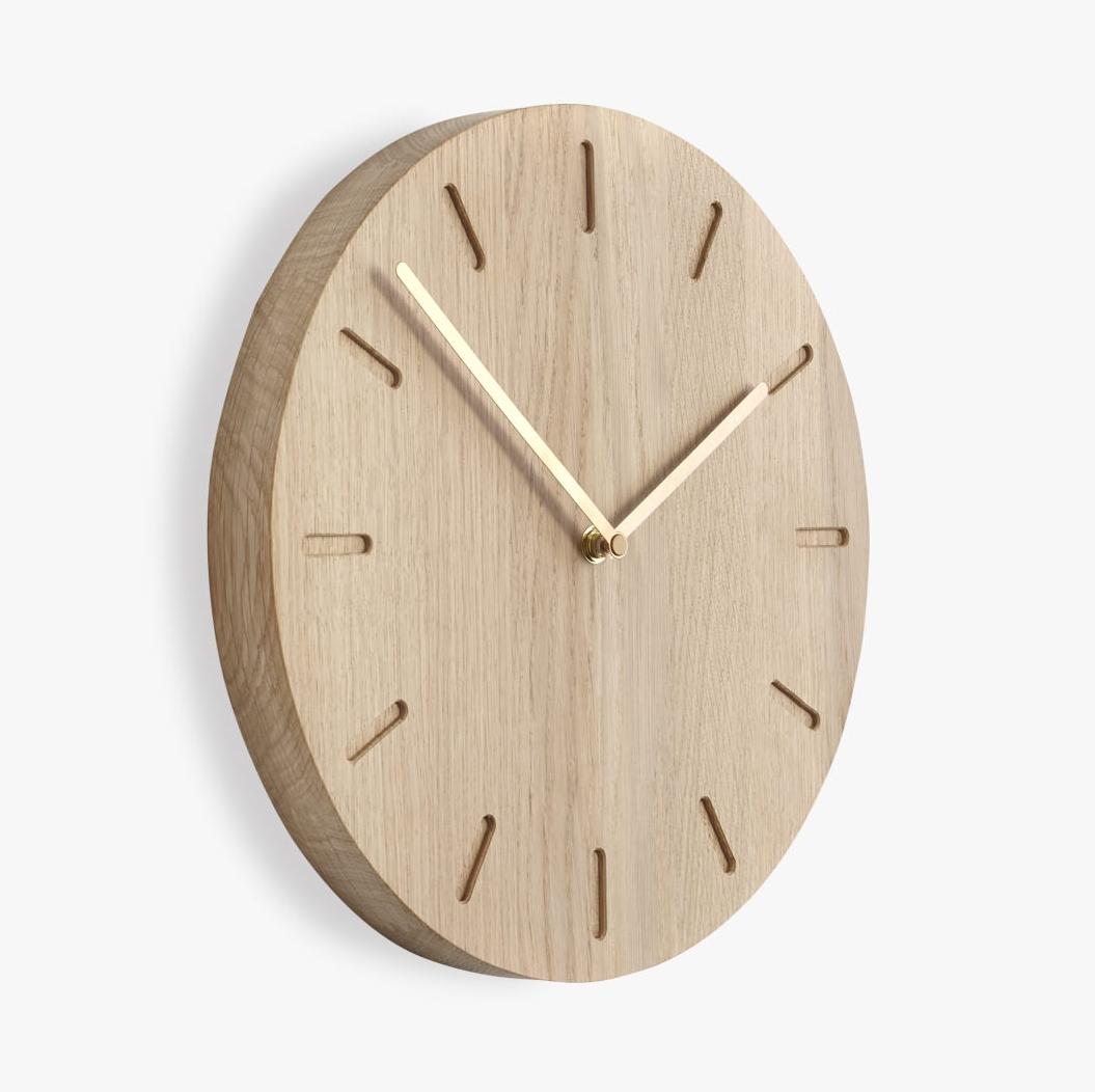 Suport din lemn pentru ceas