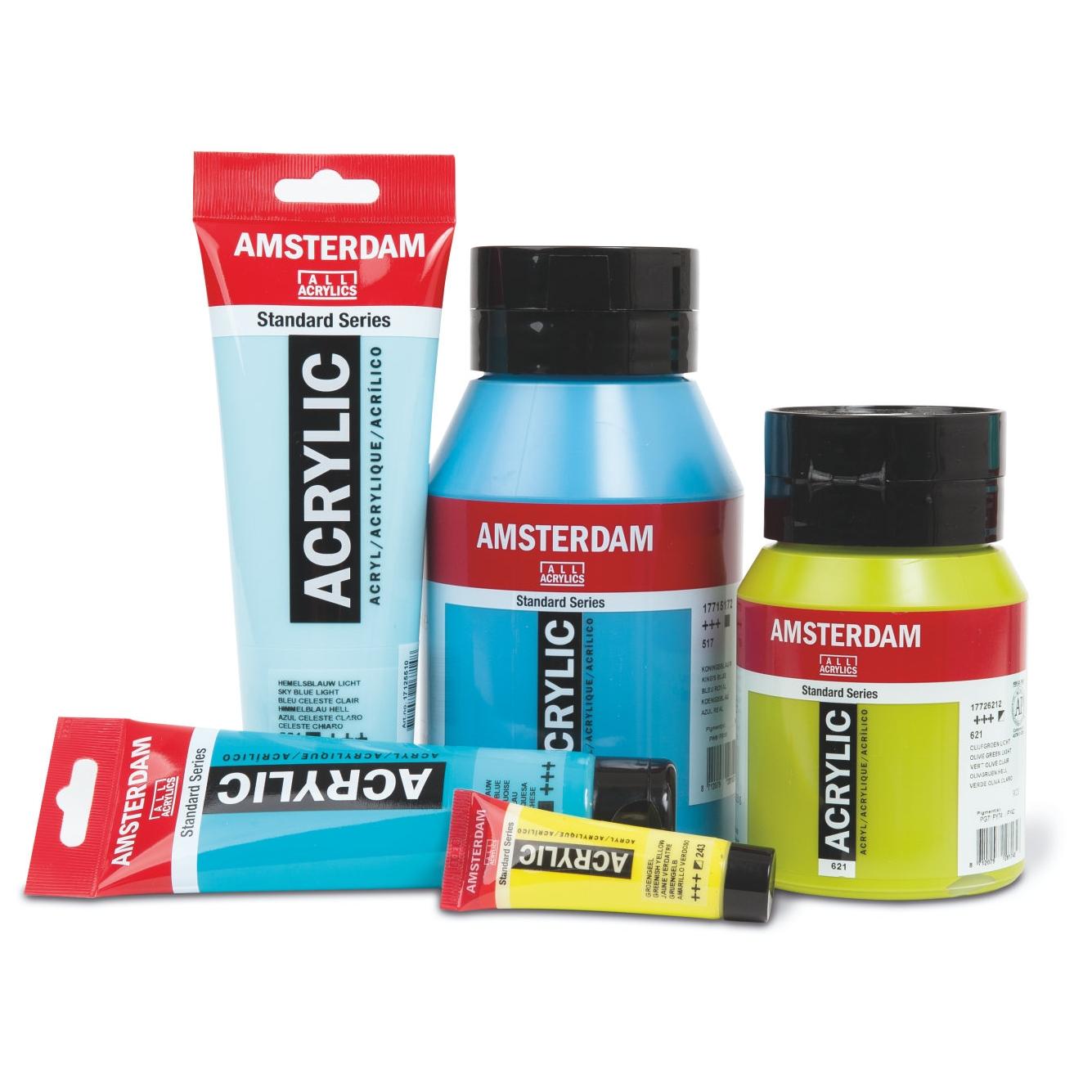 Acrilice Amsterdam